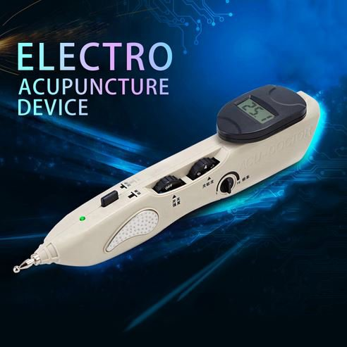 APPAREIL STYLET ELECTRIQUE THERAPIE ACUPUNCTURE POINTER DEVICE