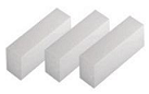 LOT DE 3 BLOCS POLISSOIRS