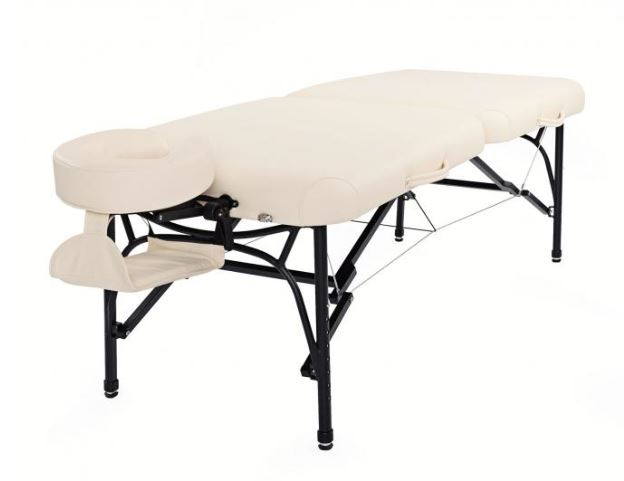 "TABLE DE MASSAGE PLIABLE ALU ""TAO"" Nouvelle Collection 2019"