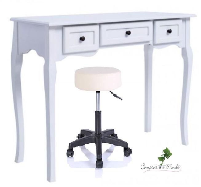 table de manucure cabine malette comptoir du monde. Black Bedroom Furniture Sets. Home Design Ideas