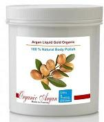 GOMMAGE CORPS LUXE ARGAN ORGANIQUE 500 ml